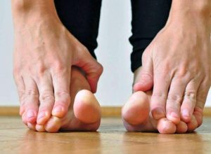 flat feet and back pain - edupain