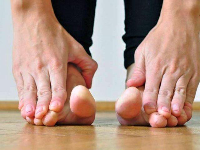 flat feet and back pain - edupain