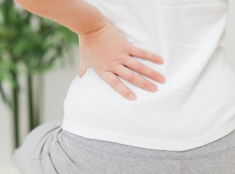 pain in the lower left side of back - edupain
